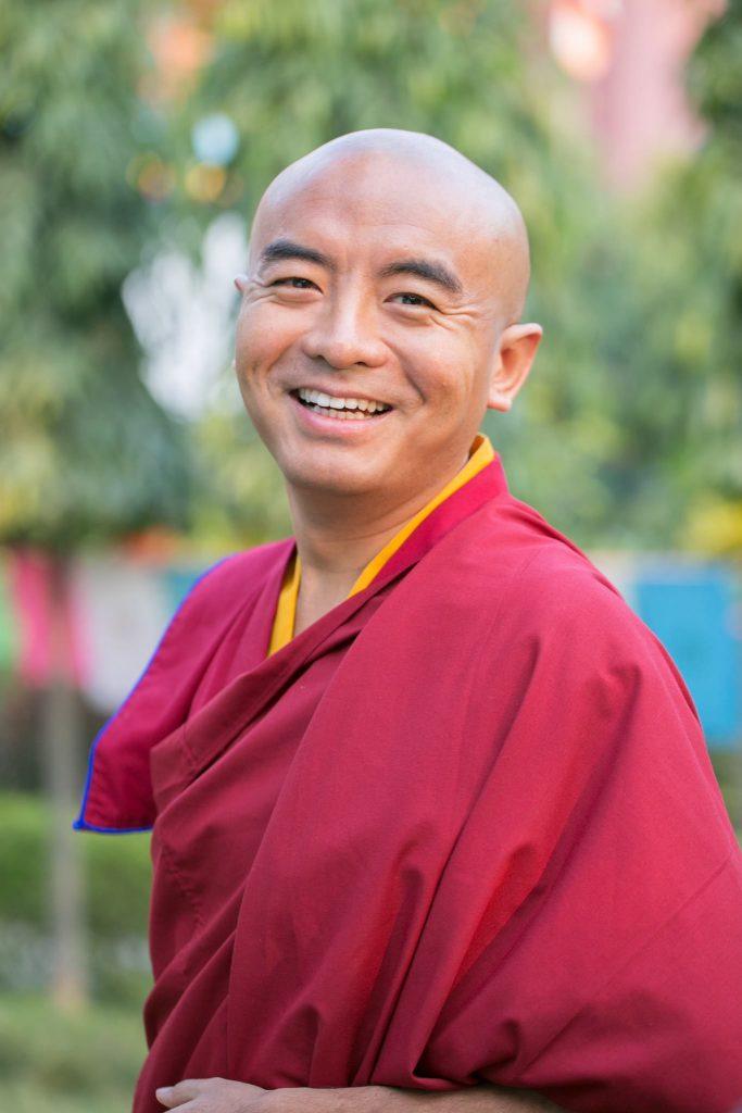 Mingyur encontrando a paz
